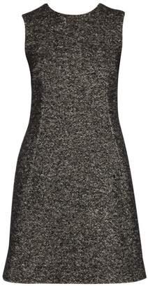Dolce & Gabbana Tweed Sleeveless Dress