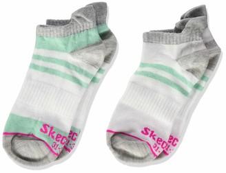 Skechers Socks Girl's Sk43021 Ankle Socks