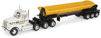 Tomy International Freightliner 1/32 Scale 122Sd Semi with Side Dump Trailer
