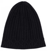 Max Studio Merino Wool Hat