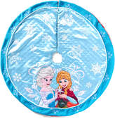 Kurt Adler 48In Disney Frozen Anna And Elsa Printed Treeskirt