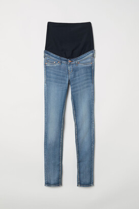 H&M MAMA Skinny Jeans