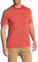 Jack Spade Stripe Pocket T-Shirt