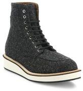 Givenchy Wool Hi-Top Boots