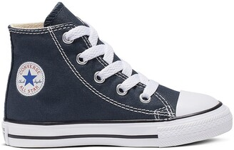 Converse Infants Chuck Taylor All Star HI Canvas High Top Trainers