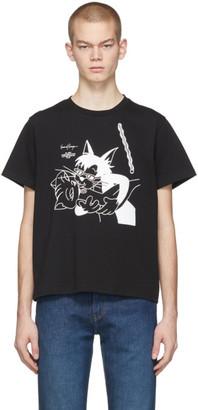 Second/Layer Black Hepcat T-Shirt