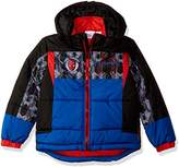 Marvel Big Boys Spiderman Homecoming Puffer Jacket 6