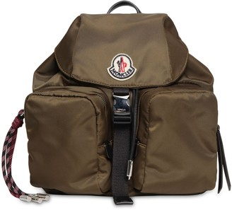 Moncler Small Dauphine Nylon Backpack