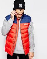 Adidas Originals Padded Gilet Ab7866 - Red