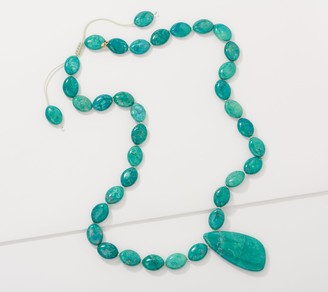 Lola Rose Fred Semi Precious Stone Necklace