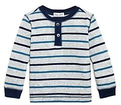 Splendid Boys' Striped Henley Tee - Baby