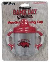 Bed Bath & Beyond University of Arkansas 8 oz. Infant No-Spill Sippy Cup