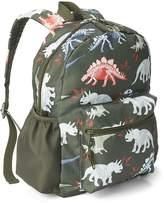 Dinosaur fossils junior backpack