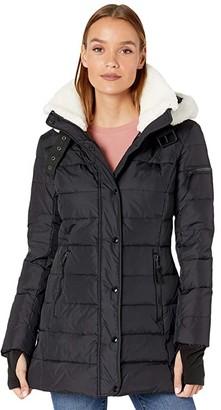 S13 Sherpa Chelsea (Black) Women's Clothing