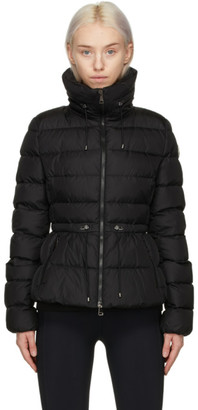 Moncler Black Down Marquer Jacket