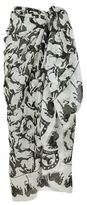 Stella McCartney Horse Printed Sarong
