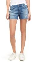 AG Jeans Women's Hailey High Waist Cutoff Denim Shorts
