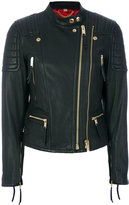 Burberry biker jacket
