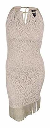 Jax Women's Cutout-Neck Sheath Dress