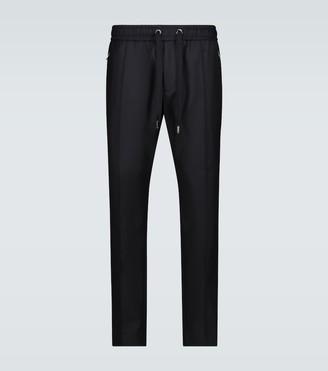 Dolce & Gabbana Virgin wool pants