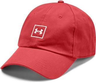 Under Armour Men's UA Washed Cotton Cap