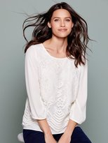 M&Co Lace front top