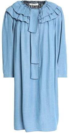 Marc Jacobs (マーク ジェイコブス) - Marc Jacobs Tiered Chambray Dress