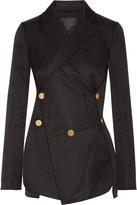 Proenza Schouler Cotton and wool-blend jacquard blazer