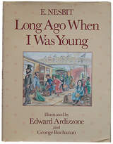 One Kings Lane Vintage E. Nesbit's Long Ago When I Was Young