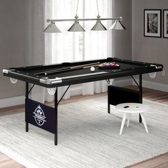 Fat Cat Trueshot Foldable Billiards Table GLD Products