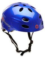 Razor V-17 Youth Multi-Sport Helmet in Blue