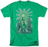 Power Rangers Mens Green Ranger Deco T-Shirt