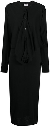 Lemaire Layered Midi Dress