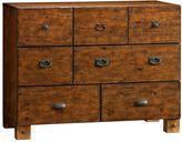 Emerson 7 Drawer Dresser, Rustic Hazelnut