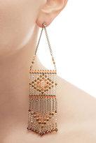 Valentino Bead Embellished Earrings