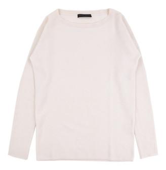 Fabiana Filippi Ecru Cashmere Knitwear