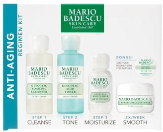 Mario Badescu Anti Aging 4-Piece Regimen Kit