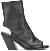 A.F.Vandevorst cut out ankle boots