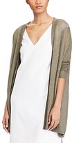 Polo Ralph Lauren Open Front Cardigan, Olive