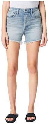 Joe's Jeans Kinsley Shorts Fray Hem in Palo Santo (Palo Santo) Women's Shorts