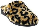 Orthaheel Women's Vionic, Gemma luxe soft faux fur Slippers 11 M