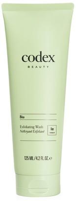 Codex Beauty Bia Exfoliating Wash