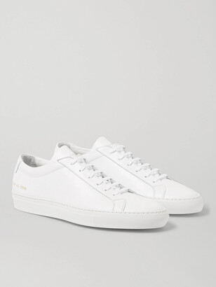 Common Projects Original Achilles Leather Sneakers - Men - White