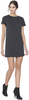 Alice + Olivia Bellamy Roll Sleeve Tunic Dress
