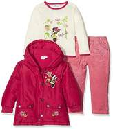 Disney Baby Girls' Minnie Mouse Love Clothing Set