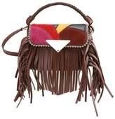 Sara Battaglia AMBER Across body bag brown/multicolour