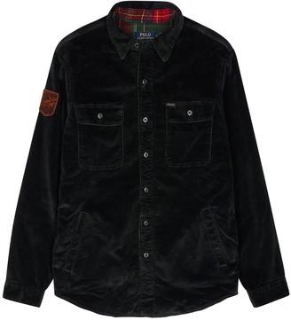 Polo Ralph Lauren Black corduroy jacket
