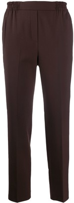 Etro Elasticated Waistband Tapered Trousers