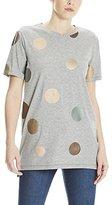 Bench Women's Foil Dots Tee T-Shirt
