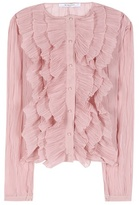 Givenchy Ruffled blouse